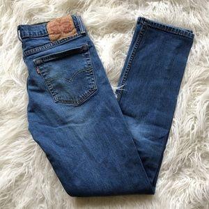 Levi's 511 Slim Jeans - Stretch Blue